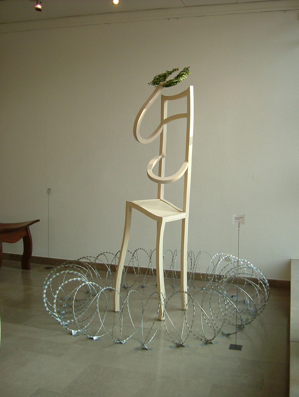 Vom Möbel zum Objekt 009